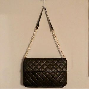 Steve Madden Quilted Purse